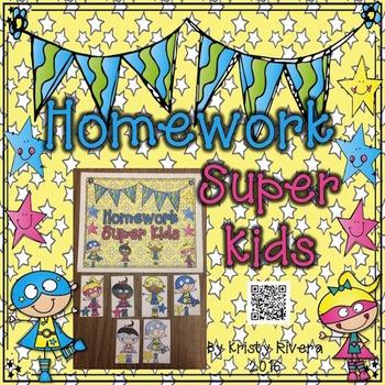 Homework Super Kids