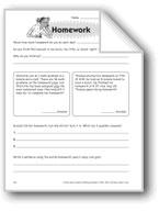 Homework (Thinking Skills)