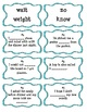 Homophone Literacy Center & bonus worksheet