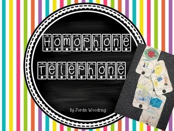 Homophone Telephone