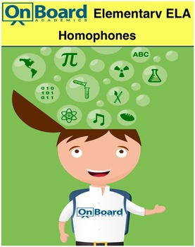 Homophones-Interactive Lessons