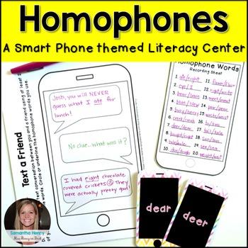 iPhone Homophones