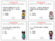 Homophones Task Cards-Set 4