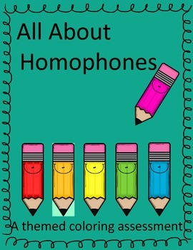 Homophones - What Is and What Isn't