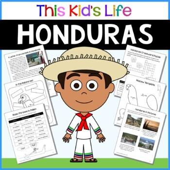 Honduras Country Study