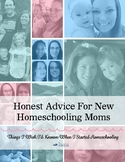 Homeschooling Advice for Moms