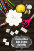 Bees Life Cycle Interactive Notebook Science Craftivity In