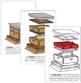 Honey Beehive Nomenclature Book - Red