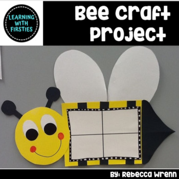 Honey Bees Craftivity