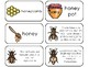 Honey Bees Picture Word Flash Cards.