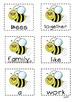 Honey Bees Unscramble the Sentences (1st Grade Reading Str