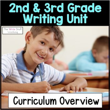 Hooked on Writing Year Long Overview & Book List
