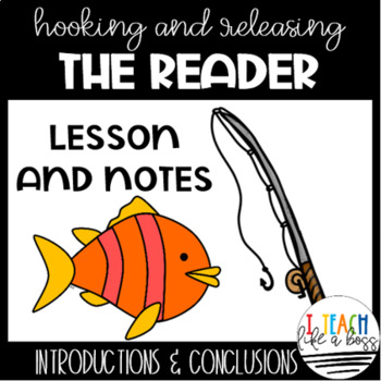 Hooking and Releasing Your Reader
