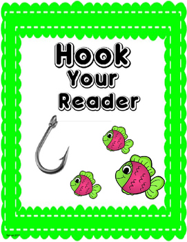 Hooks: Writing Strong Leads