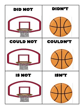 Hooping It Up Basketball Literacy Stations