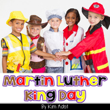 Martin Luther King (MLK) Day by Kim Adsit