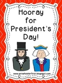 Hooray for President's Day!