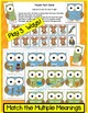 Homonyms & Homophones-Multiple Meaning Hoot Owls - Fall Game
