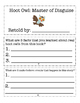 Hoot Owl: Master of Disguise Activity Pack! WSCCPB Nominee