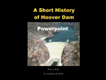 Hoover Dam Powerpoint