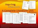 Hop-Frog by Edgar Allan Poe - A Complete Package including audio!
