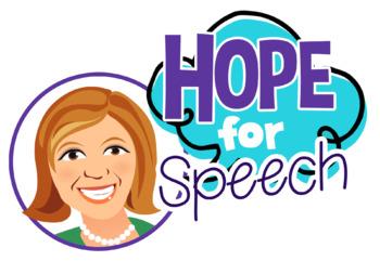 Hope For Speech Logo