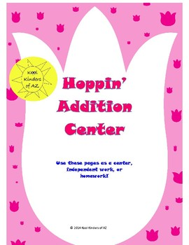 Hoppin' Addition Center (Spring)