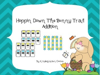 Hoppin' Down The Bunny Trail - Domino Addition