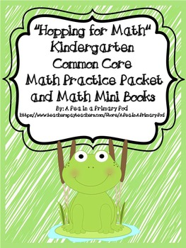 Kindergarten Common Core Math: Numbers 1-20, Counting, Add