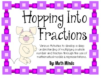 Hopping into Fractions: Multiplication of Fractions with U