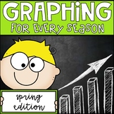 Hopping into Graphing Spring Themed Graphing Unit for 2nd