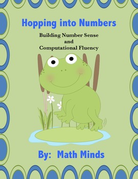 Hopping into Numbers - A K-1 Number Sense Unit