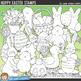 """Easter Clip Art 2: """"Hoppy Easter"""""""