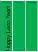 Hoppy Leap Year Frog Hat