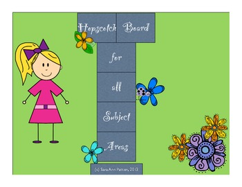 Hopscotch For All Subjects