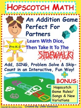 Math Activities From The Classroom To The Playground!
