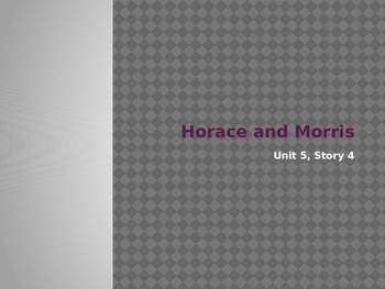 Horace and Morris, Reading Street