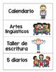 Horario Diario / Daily Schedule