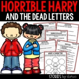 Horrible Harry and the Dead Letters - Comprehension Questions