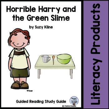 Horrible Harry and the Green Slime