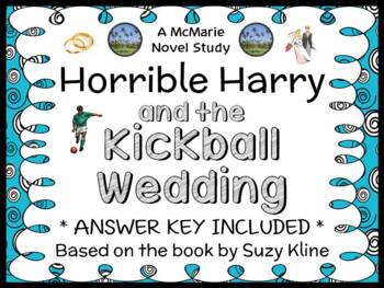 Horrible Harry and the Kickball Wedding (Suzy Kline) Novel