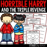 Horrible Harry and the Triple Revenge - Comprehension Questions