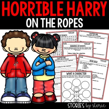 Horrible Harry on the Ropes - Comprehension Questions