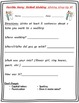 Horrible Harry & the Kickball Wedding Guided Reading Packet