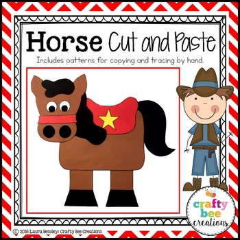 Horse Cut and Paste