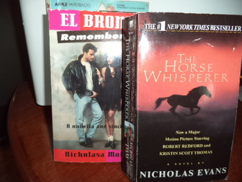 Horse Whisper   etc.                (SET OF 5 BOOKS)