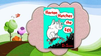 Horton Hatches the Egg Comprehension Unit
