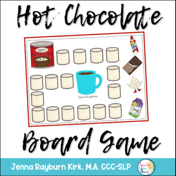 Hot Chocolate Board Game