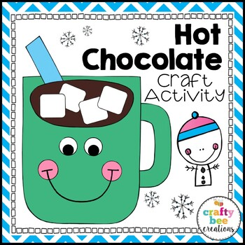 Hot Chocolate Cut and Paste