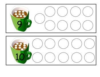 Hot Chocolate Number Matching